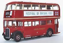 EFE 10129 OO SCALE AEC Regent RT Class Double Deck Bus London Transport Central