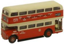 OXFORD DIECAST NRM004 N SCALE Routemaster Bus in South London 159 Black Prince l