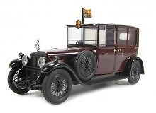 OXFORD DIECAST RD001 O SCALE 1929 Royal Daimler King George V Sandringham
