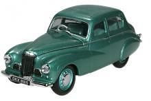 OXFORD DIECAST ST003 O SCALE Sunbeam Talbot 90 MkII Metallic Beach Green