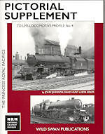 PICTORIAL SUPPLEMENT to LMS Locomotive Profile No 4 ISBN 9781905184910
