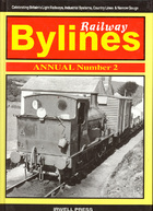 RAILWAY BYLINES ANNUAL NO 2 ISBN 9781871608922