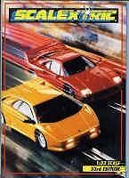 SCALEXTRIC CATALO Gue 1992 33Rd Edition Racing Car Audio Model Collectable