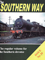 THE SOUTHERN WAY ISSUE NO 20 ISBN 9781906419899