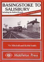 BASINGSTOKE TO SALISBURY ISBN 9780906520895