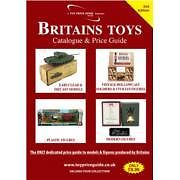 BRITAINS TOYS CATALOGUE & PRICE GUIDE 9780956501523