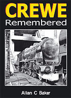CREWE REMEMBERED ISBN 9781903266521