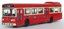 EFE 15109 OO SCALE Long Leyl National Mark I Bus Dual Door Short Ro Pod Plymouth