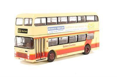 EFE 20457 1:76 OO SCALE Bristol VRT Series III Double Deck Bus Eastern Counties