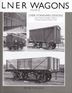 LNER WAGONS Vol 4A  ISBN 9781905184958