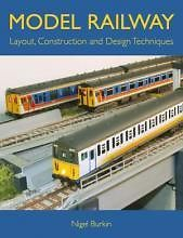 MODEL RAILWAY LAYOUT CONSTRUCTION AND DESIGN TECHNIQUES ISBN 9781847971814
