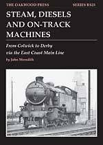 STEAM DIESELS AND ON TRACK MACHINES ISBN 9780853617181
