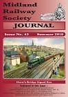 THE MIDLAND RAILWAY SOCIETY JOURNAL ISSUE 43 SUMMER 2010 ISSN 1364 0216