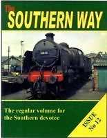 THE SOUTHERN WAY ISSUE NO 12 ISBN 9781906419424